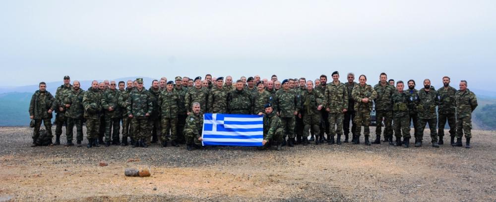 Εκτέλεση Βολών Βαρέων Όπλων Πεζικού από τα ΤΕΘ Αλεξανδρούπολης - Τραϊανούπολης - Τυχερού - Φερρών