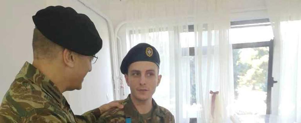 Επίσκεψη Αρχηγού ΓΕΣ στην 180 ΜΚ/Β «HAWK»
