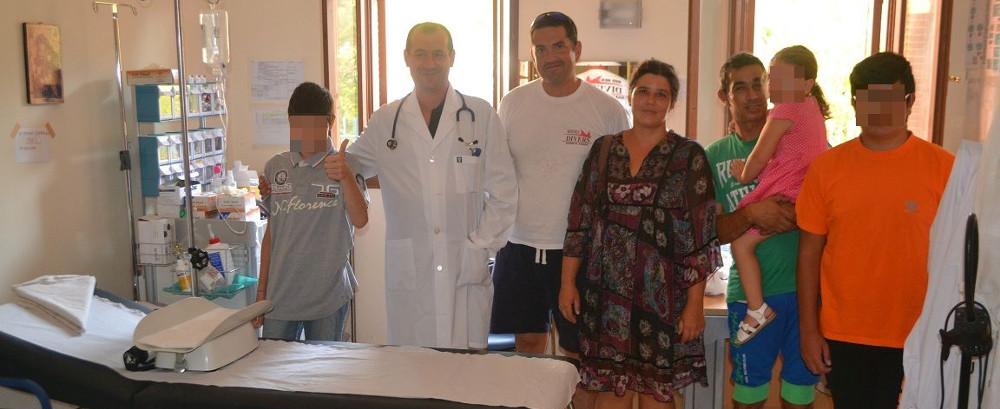 Παροχή Υγειονομικών Υπηρεσιών στα Μέλη των Οικογενειών του Προσωπικού του ΣΞ