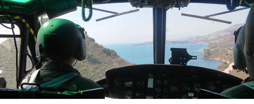 Πτήσεις Επιτήρησης της Αεροπορίας Στρατού