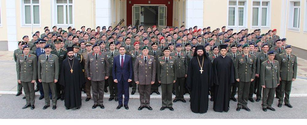 Αποφοίτηση Αξιωματικών από τη ΣΔΙΕΠ