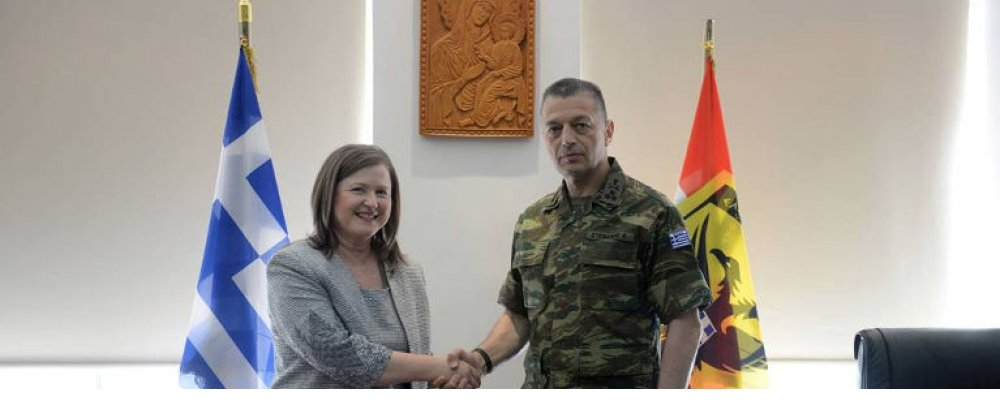 Υπογραφή Μνημονίου Συνεργασίας του ΓΕΣ και της Εταιρίας ΑΚΟΣ