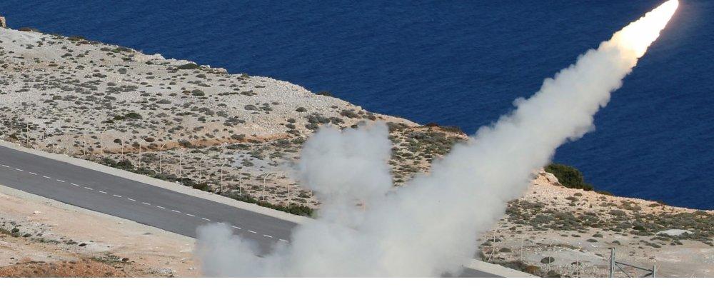 Βολές Πυροβολικού Μάχης στο Πεδίο Βολής Κρήτης